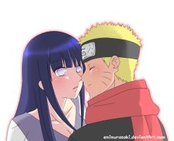 NaruHina The Last by EmiMurasaki
