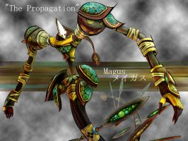 ::Magus 'The Propagation' by SacredCros