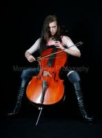 Cello, She Plays by HIMstress666