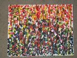 Crayon Art 1 by Artfanatic4life