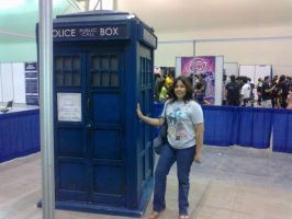 I found the TARDIS! by erisama