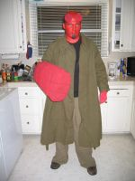 Hellboy Finished by FatBottomedGirl