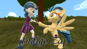 Indigo Zap [Request DL] by natorni