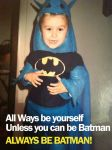 always be batman by Sid-itego