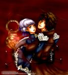 Art Trade:Shadow Hearts by Kiome-Yasha