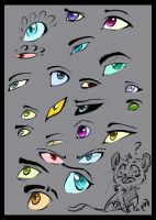 Character Eyes by Chipo-H0P3