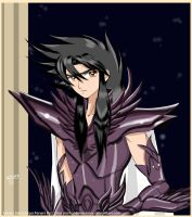 Hades Saint Seiya by StarlightMemories