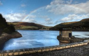 ladybower-reservoir 19Oct2014 1397 by CharmingPhotography