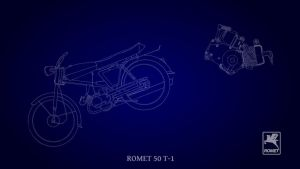 Romet 50 T-1 wallpaper by zuoman