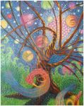 Cosmos Tree by A1WEND1L