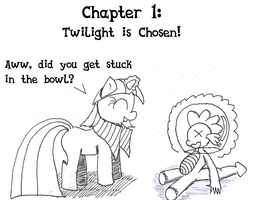 Chapter 1 - Twilight is Chosen by SonicMon