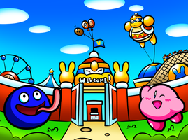 Picture for a Possible Kirby Comic? by JamesmanTheRegenold