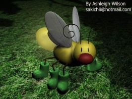 3D buggy by Sakichii