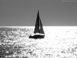 Sailing in the Light by Fabiuss