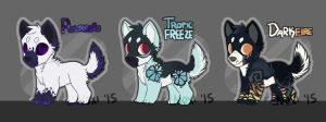 Adopts2015 R2 CLOSED: Flatsale by Noxivaga