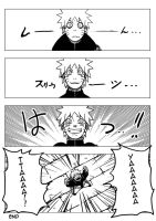 Narusaku Doujinshi-After the war P7 by LadyGT