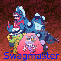 Froakie the Swagmaster ! by PokeWaffle