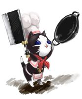 cookingcat by NyoXion