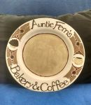 A plate from Auntie Fern's Bakery and Coffee Shop by Cyberpumpkin