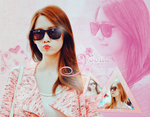 Large Piece l Yoona by Asunaw