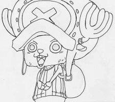 Chopper by 420-MUGIWARA