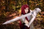Erza - Are you ready?! by Seiya-teno