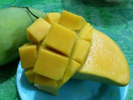 Namdokmai intan shafinas mango by plainordinary1