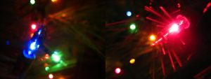 Christmas Tree Lights 2 by Holly6669666