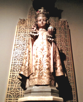 The Infant of Prague by mouselady