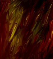 Forest Flame by Primeapekingdom