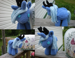Season 1 Luna by Crowchet