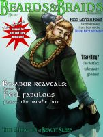 Beards and Braids: Bombur by AlbinoNial