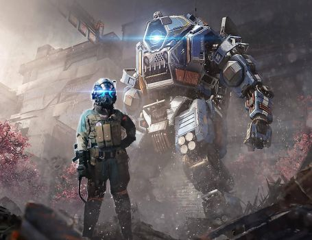 Titanfall Cosplay Co-op by The-Brade