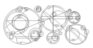Ye Olde High Gallifreyan Texte. by Biggerontheinside10
