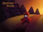 Gloaming Woods - Possible Title Screen by AllNamesAreClaimed12