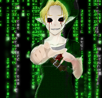 Ben Drowned wants you by JessicaOnyx2