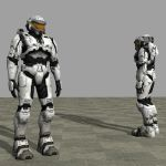 :UNSC Spartan III R.F.O. Armor by JefRchrds