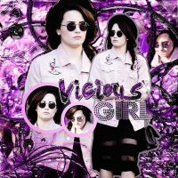 +Vicious girl by EBELULAEDITIONS
