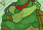 TMNT: Raph hugs are luv by Fulcrumisthebomb