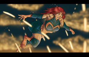 Capes are overratterd. by Sean-Loco-ODonnell