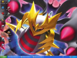 Pokemon TCG Wallpaper DPt 1 by CRAZ1