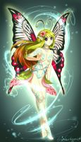 Anime fairy by fantazyme