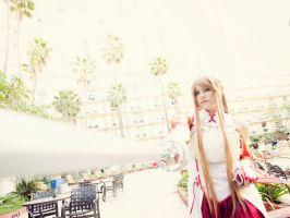 Asuna from Sword Art Online 1 by SNTP