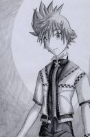 Roxas by LordCavendish