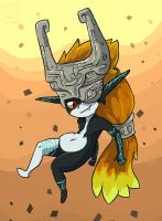 Midna by go-ccart