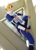 Sheik Cosplay by Lithium-Toxide