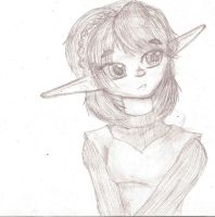 Saria by Prince-hyrule