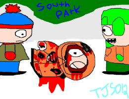 south park by StarsofMars