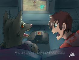 48. Childhood by WolfRocket