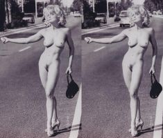 3d Madonna Nude Hitch cropped by 3dpinup